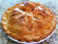 Image result for armenian apricot pie
